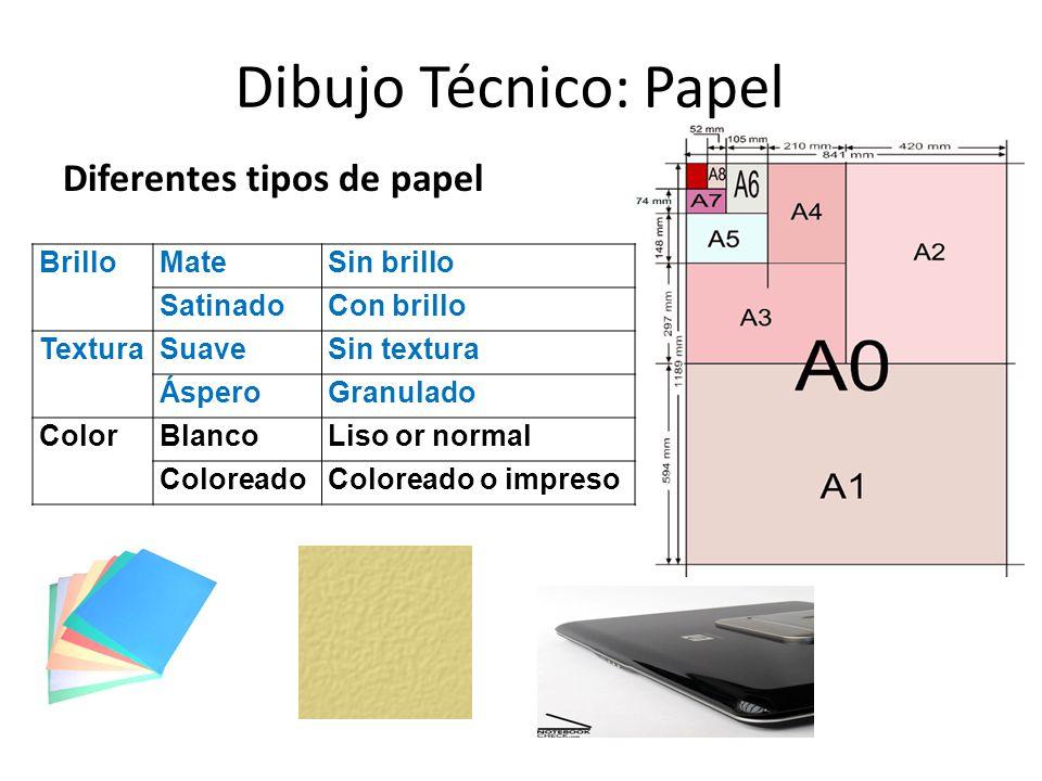 Dibujo Técnico: Medidas Las reglas son de 30cm o 50cm.