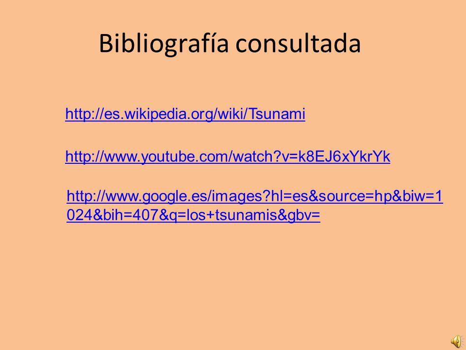 Video sobre los tsunamis http://www.youtube.com/watch?v=k8EJ6xYkrYk