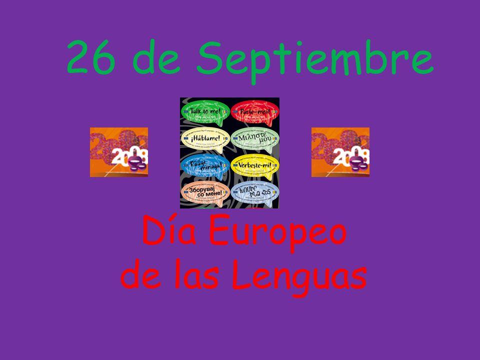El Chapatal celebra el Día Europeo de las Lenguas con la lectura de poemas en distintos idiomas europeos.