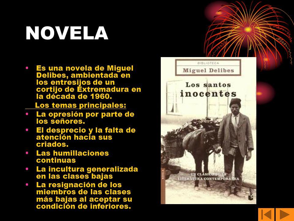 AUTOR: MIGUEL DELIBES Nació en Valladolid, 17 de octubre de 1920 y murió el 12 de marzo de 2010, fue un novelista español y miembro de la Real Academia Española desde 1975 hasta su muerte.