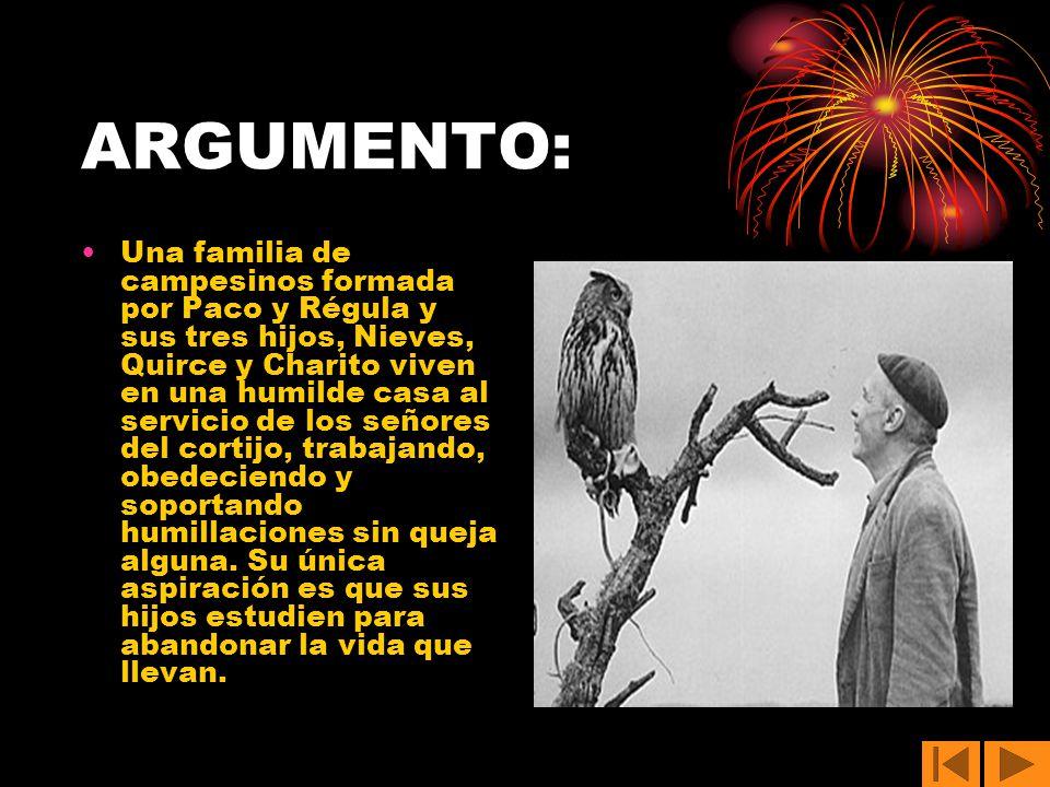 DIRECTOR: MARIO CAMUS Nació el 20 de abril de 1935 en Santander, (España).