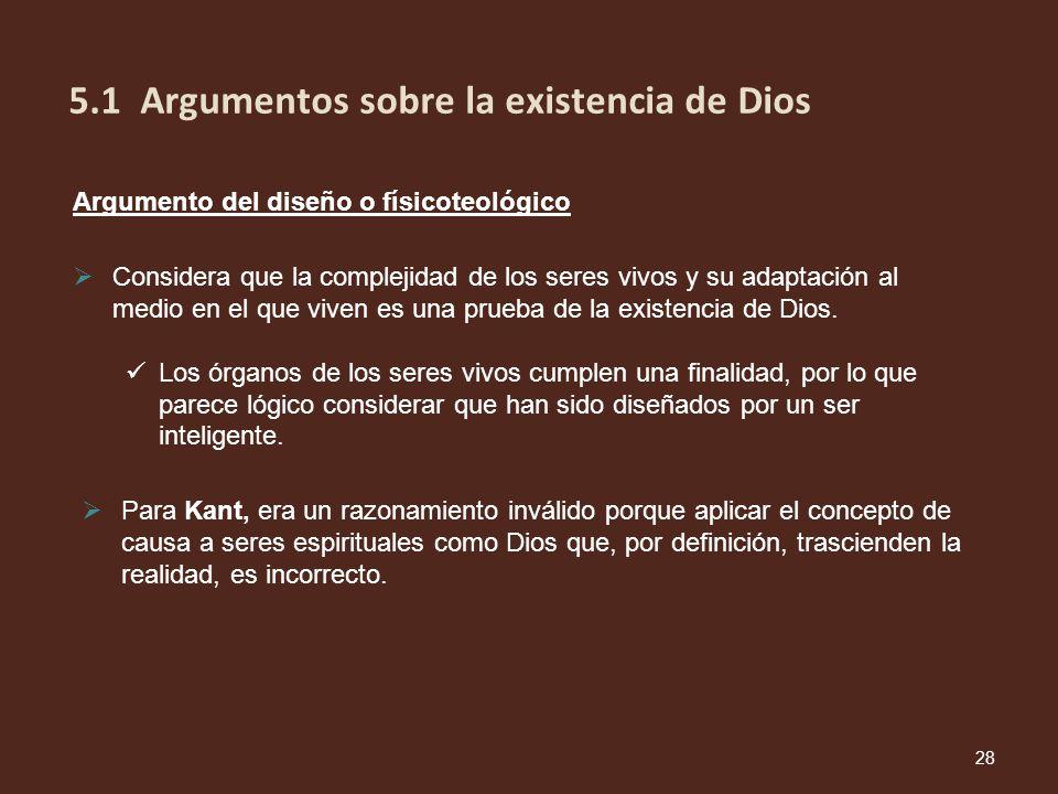 Considera que la complejidad de los seres vivos y su adaptación al medio en el que viven es una prueba de la existencia de Dios.