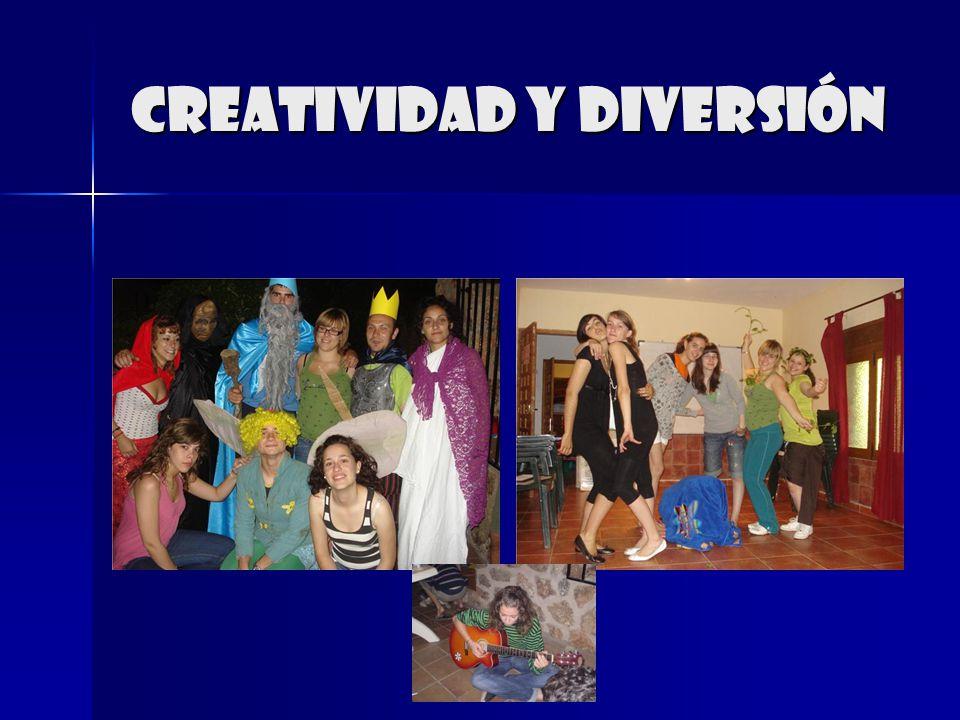 Alba Reguillo Moreno Creatividad y diversión