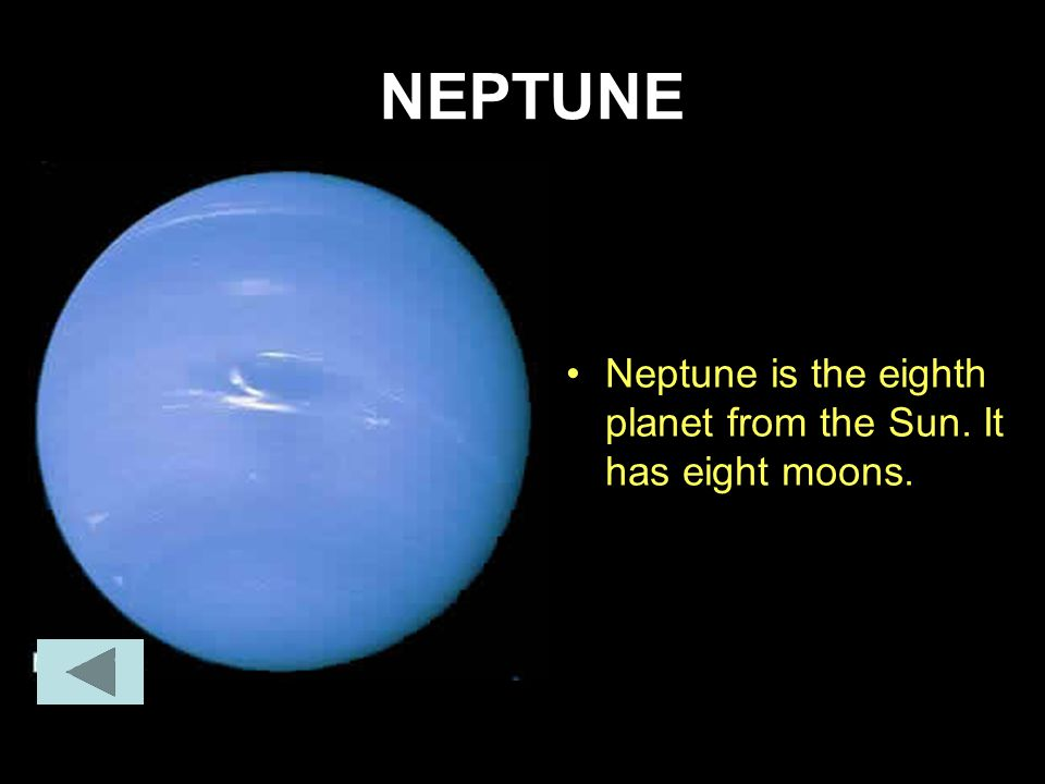 URANUS Uranus has got eleven rings. The rings are made of ice.