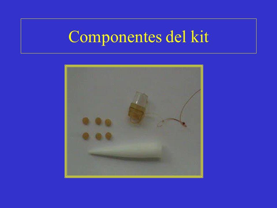 Montaje del kit
