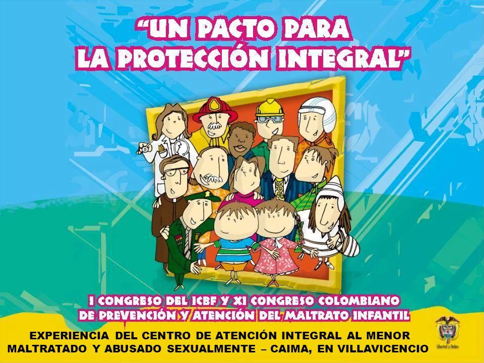CENTRO DE ATENCIÓN INTEGRAL AL MENOR MALTRATADO Y ABUSADO SEXUALMENTE