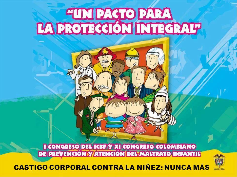 CASTIGO CORPORAL CONTRA LA NIÑEZ: NUNCA MÁS