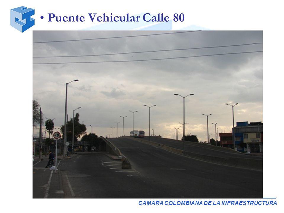 CAMARA COLOMBIANA DE LA INFRAESTRUCTURA Puente Vehicular Calle 80