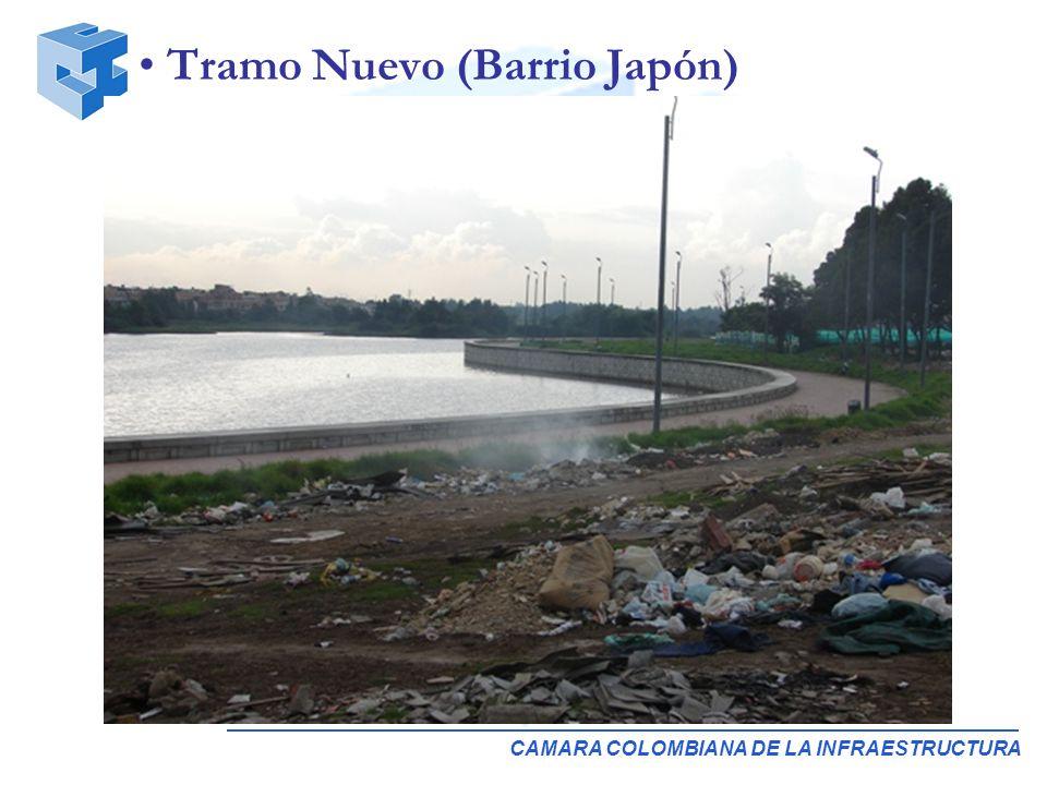 CAMARA COLOMBIANA DE LA INFRAESTRUCTURA Tramo Nuevo (Barrio Japón)