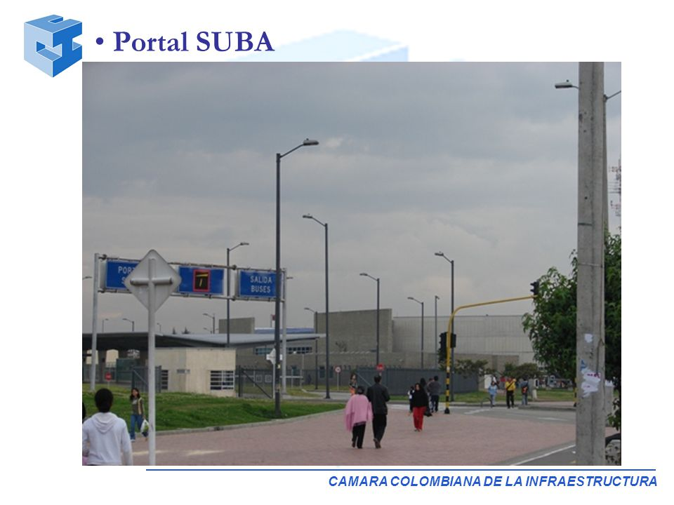 CAMARA COLOMBIANA DE LA INFRAESTRUCTURA Portal SUBA