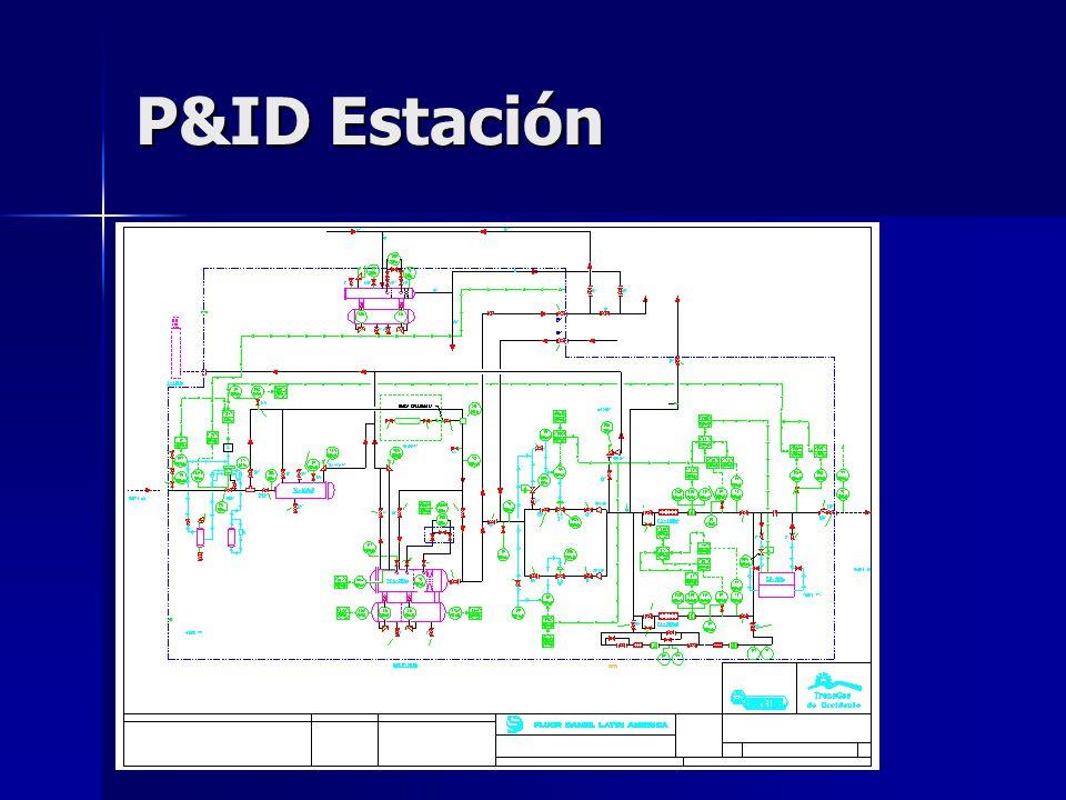 P&ID Estación