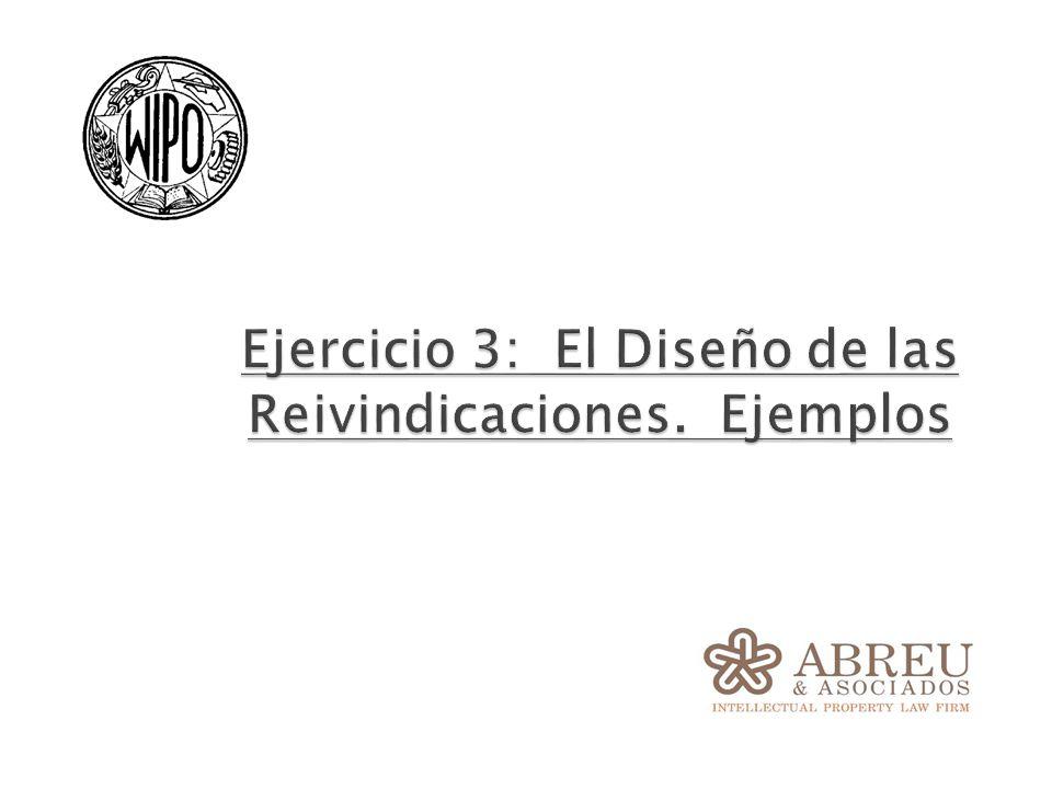 EJEMPLO REDACCION REIVINDICACIONES DE PATENTES BIOTECNOLÓGICAS: Y un método de diagnóstico que usa el anticuerpo inventivo: Ej.: 10.