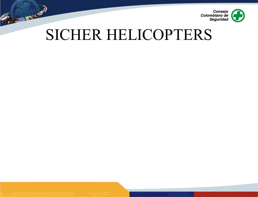 SICHER HELICOPTERS