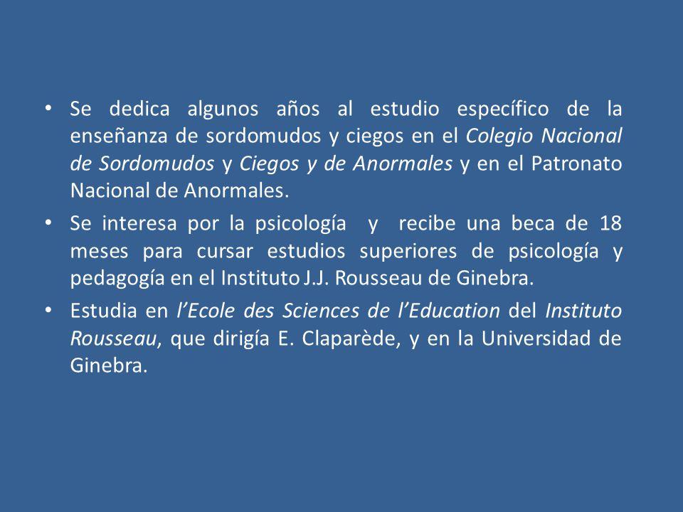 PUBLICACIONES DE LA AUTORA Rodrigo, M.(1929): La prevención de accidentes del trabajo.