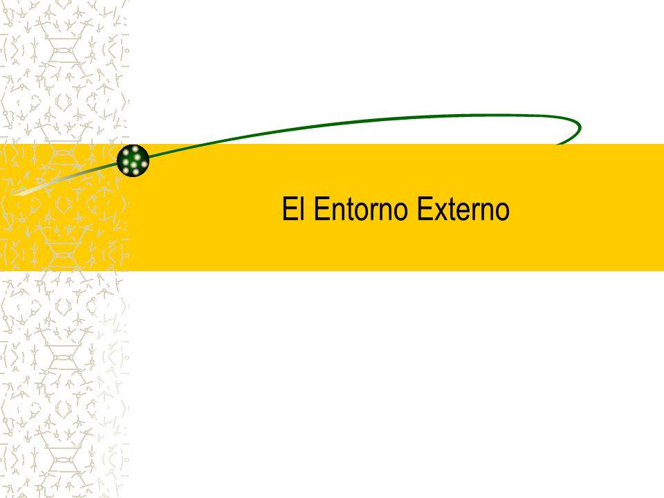 El Entorno Externo