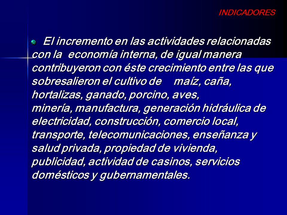 ECONOMIA La economía panameña esta basada fundamentalmente en el sector de los servicios, mas del 70% de su producto interno bruto lo genera la operación del canal de panamá, el traciego del petróleo, el centro financiero y la zona libre de colón.