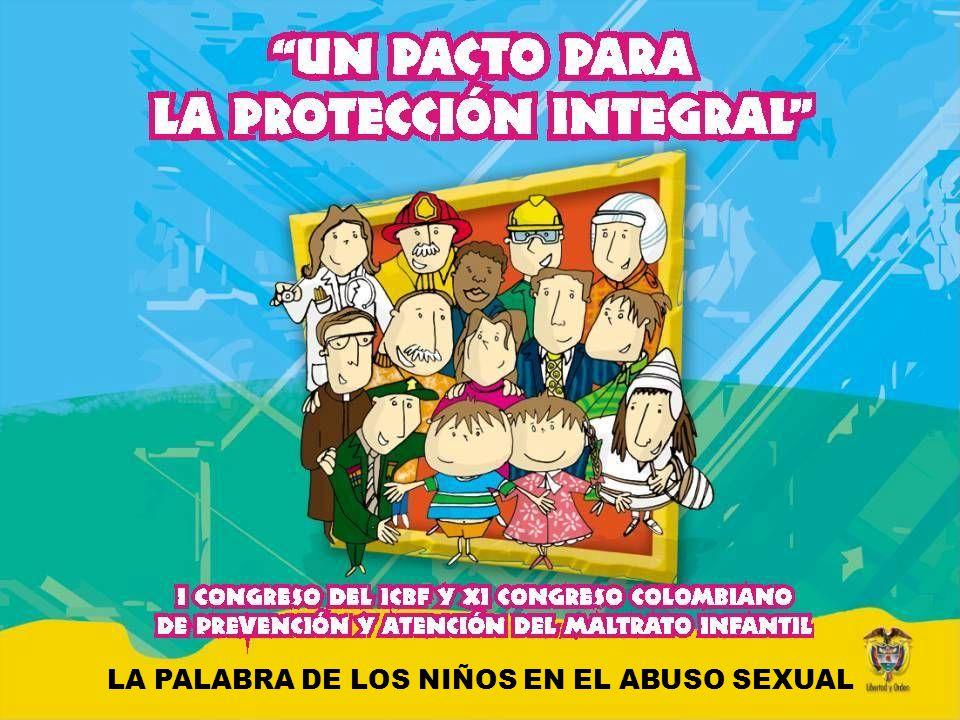 LA PALABRA DE LOS NIÑOS EN EL ABUSO SEXUAL