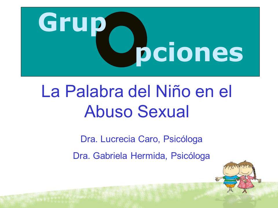 pciones Grup Dra.Lucrecia Caro, Psicóloga Dra.
