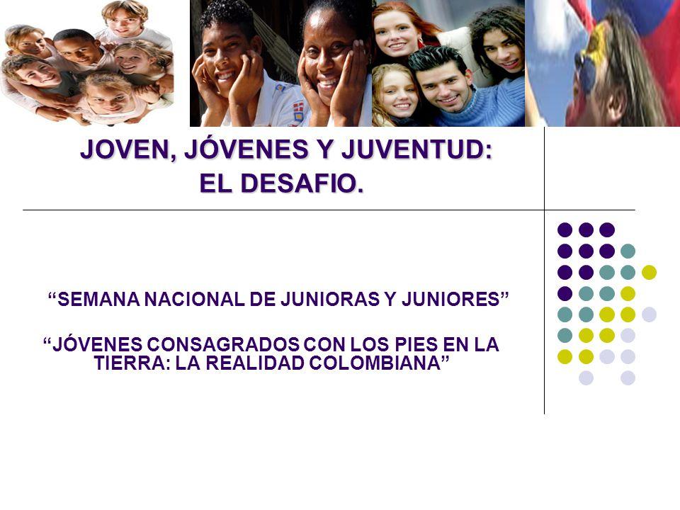 CONCEPCIONES DE LOS JÓVENES