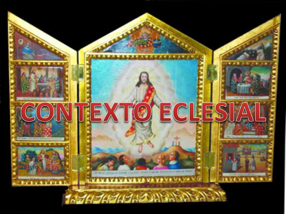XIII Asamblea General Ordinaria La Nueva Evangelización para la transmisión de la fe cristiana SÍNODO DE LA NUEVA EVANGELIZACIÓN 2012