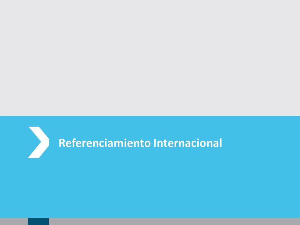 Referenciamiento Internacional