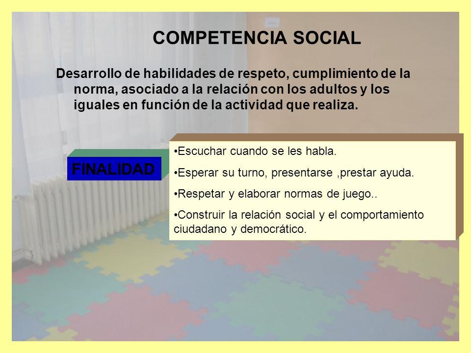 COMPETENCIA CULTURAL Y ARTÍSTICA Conocimiento, comprensión, uso y valoración de las manifestaciones artísticas y culturales.