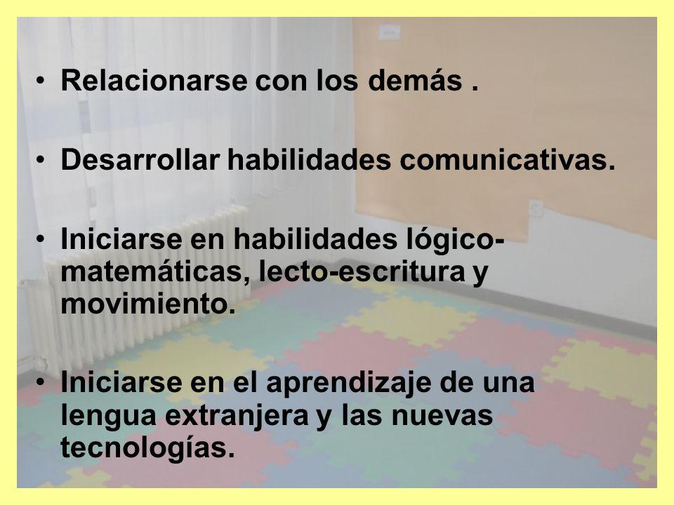 NUEVO CURRÍCULO JCMM Conocimiento de sí mismo y autonomía personal Conocimiento e interacción con el entorno Lenguajes: Comunicación y representación AREASCOMPETENCIAS COMUNICACIÓN LINGÜÍSTICA.