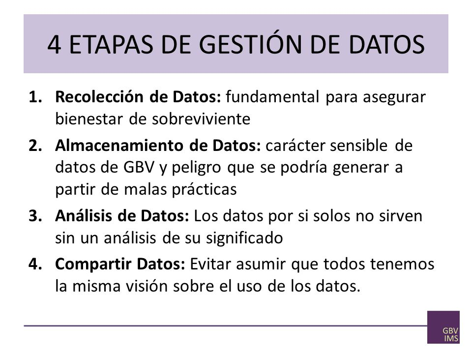 COMPAREN: ANTES DEL GBVIMS…CON GBVIMS