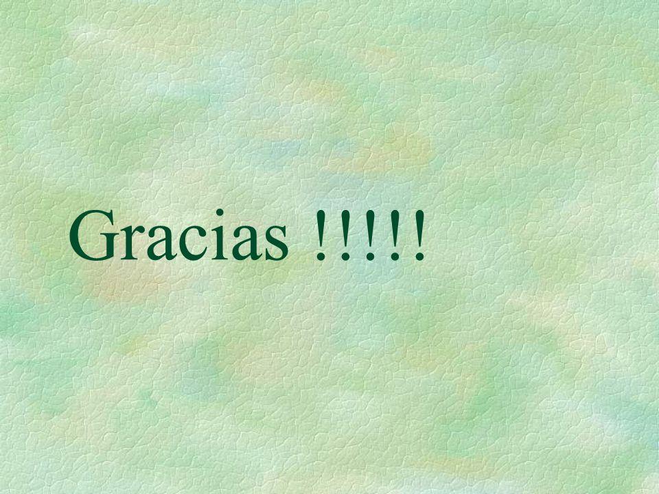 Gracias !!!!!