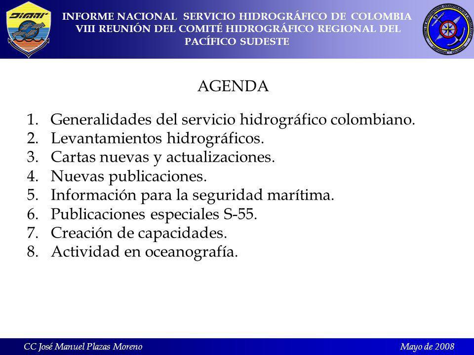 Mayo de 2008 3.3Cartas nacionales.