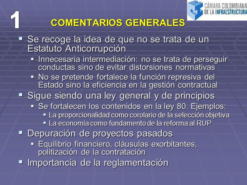 Reforma a la Consultoría CONTENIDO DE LA REFORMA Principio de selección por aspectos técnicos (Art.