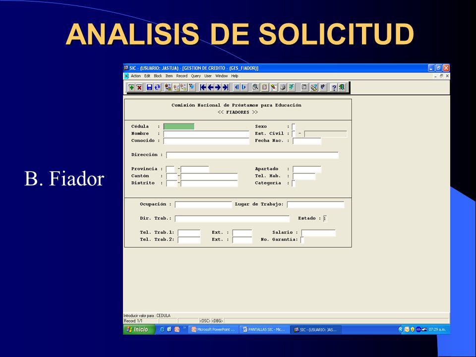 C. Datos Socioeconómicos