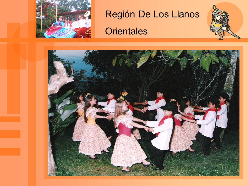 Región De Los Llanos Orientales