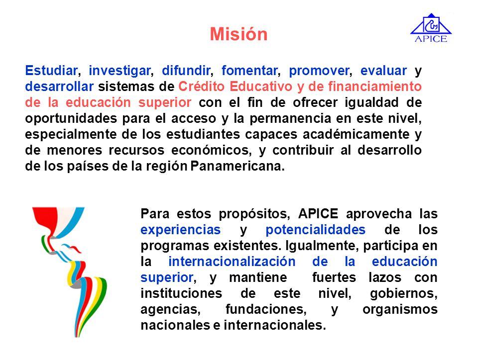 Asociación Panamericana de Instituciones de Crédito Educativo 1994 No.