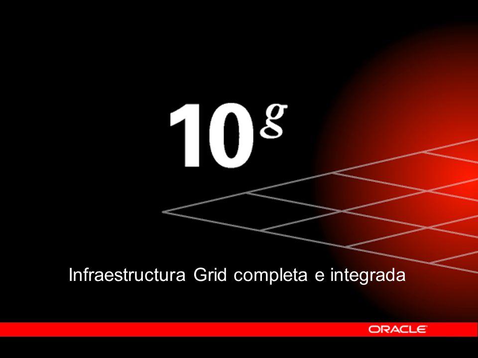 Infraestructura Grid completa e integrada