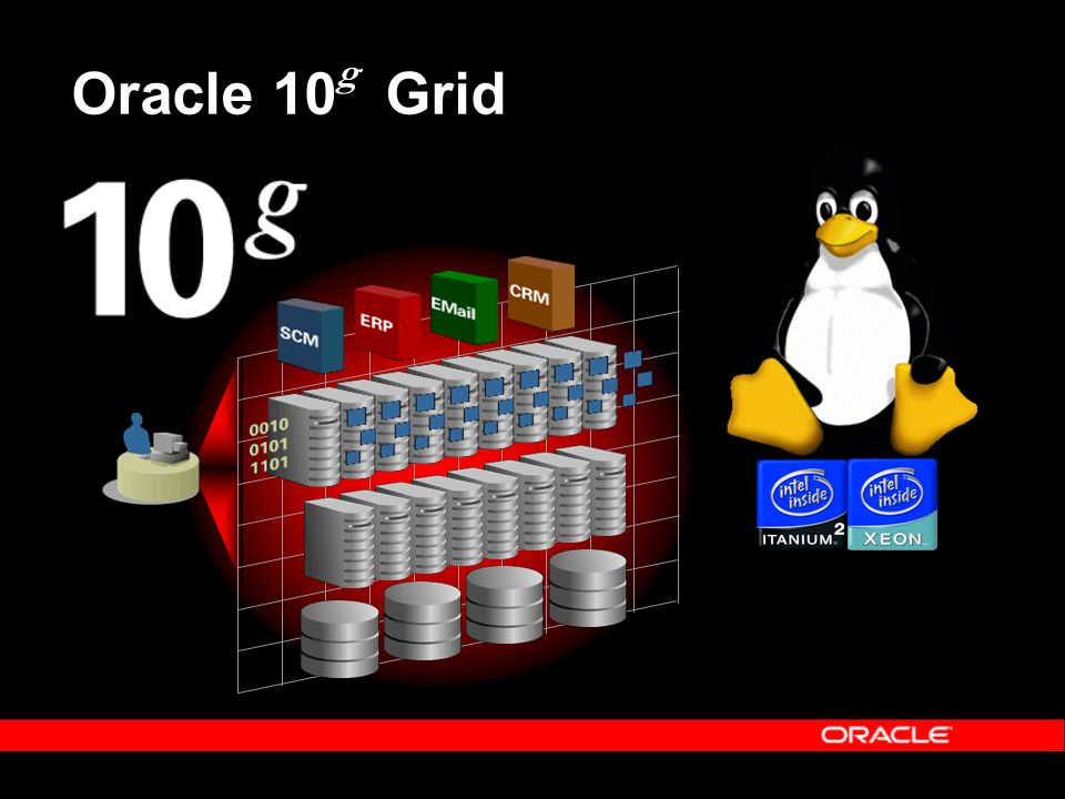 Oracle 10 g Grid
