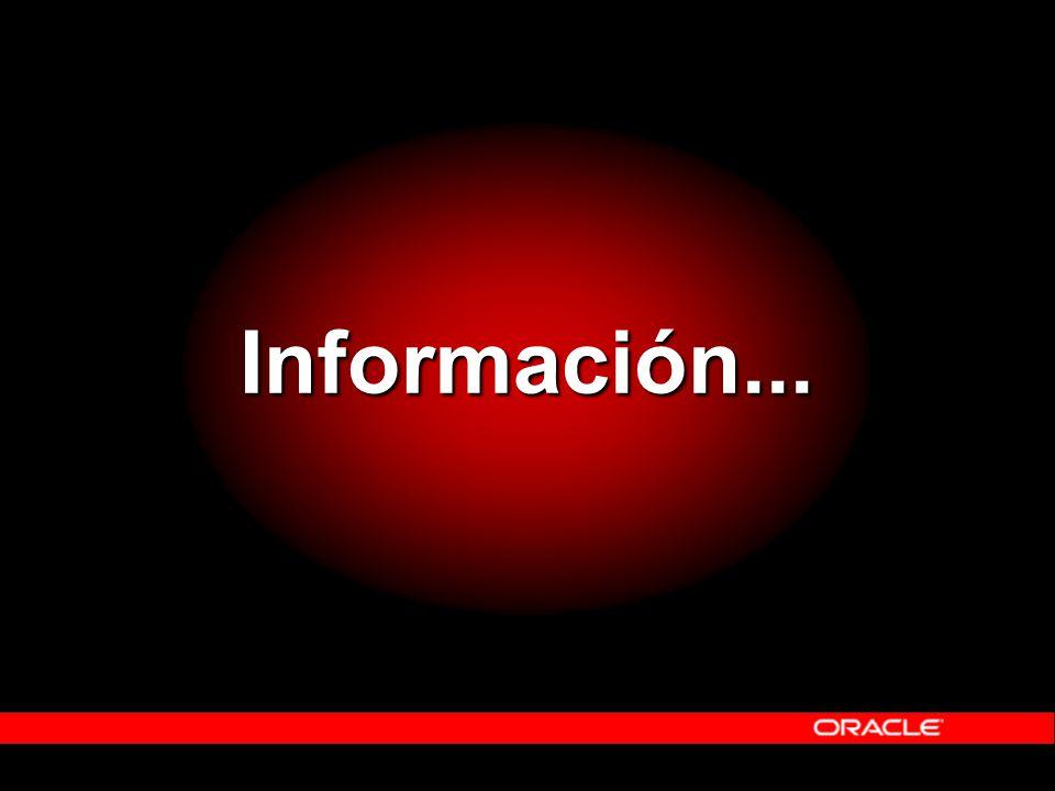 Información...