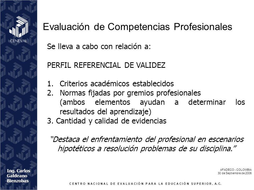 PROFESIONALE S (específicas y autoenseñanza) LABORALES (procesos) CONOCIMIENTO (básicas y genéricas) La Educación profesional basada en Competencias Saberes teóricos Saberes prácticos Saberes valorativos Resultados educativos