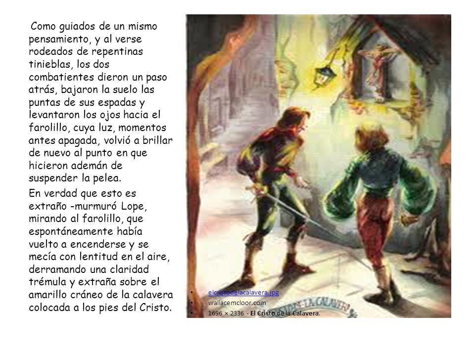 elcristodelacalavera.jpg wallacemcloor.com 1696 × 2336 - El Cristo de la Calavera. Como guiados de un mismo pensamiento, y al verse rodeados de repent