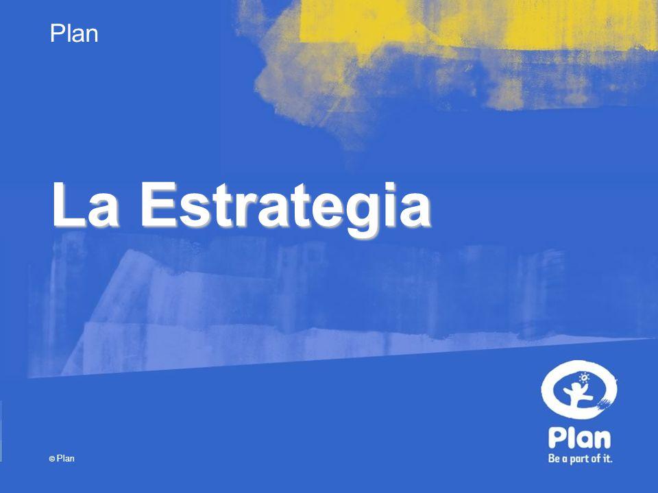 Plan © Plan La Estrategia