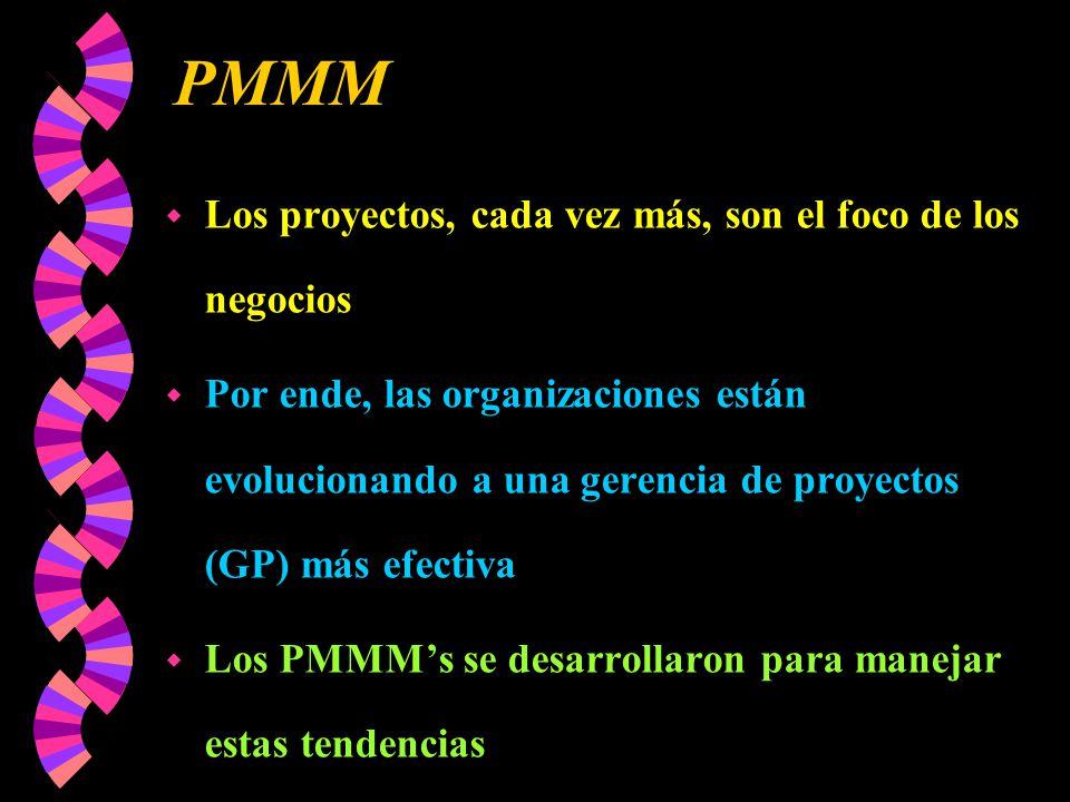 PMMM w El término se acuñó a finales de 1980.