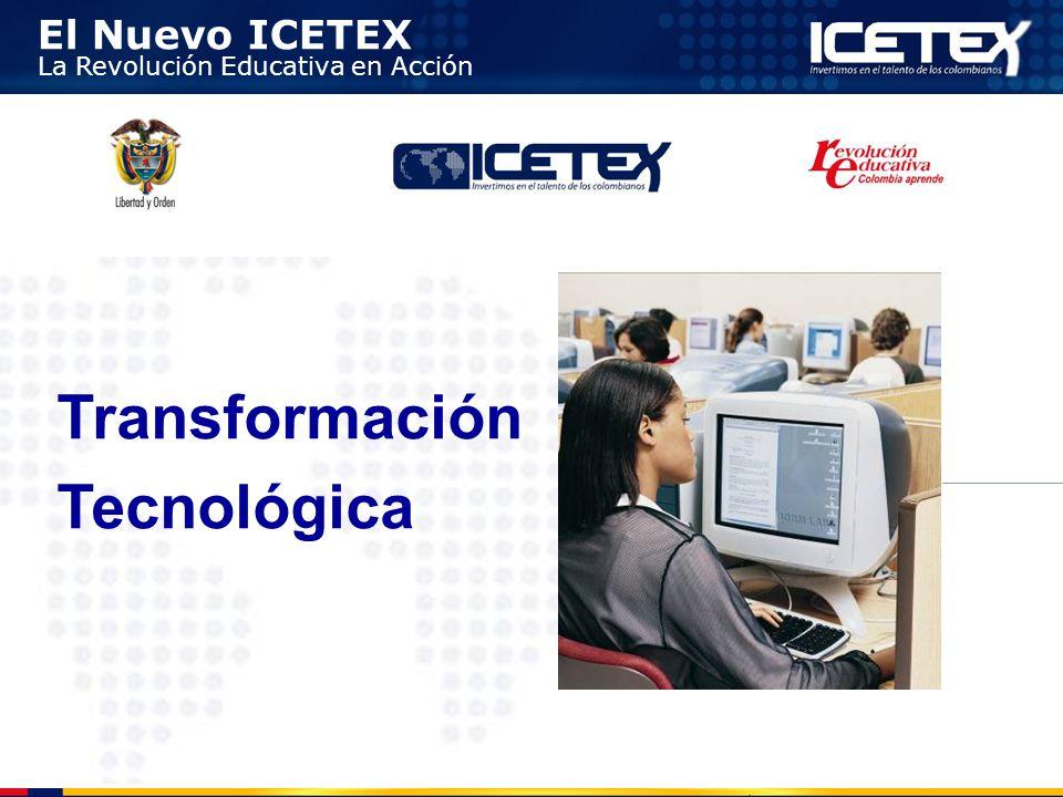 El Nuevo ICETEX La Revolución Educativa en Acción Transformación Tecnológica