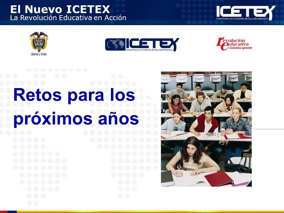 El Nuevo ICETEX La Revolución Educativa en Acción Retos para los próximos años
