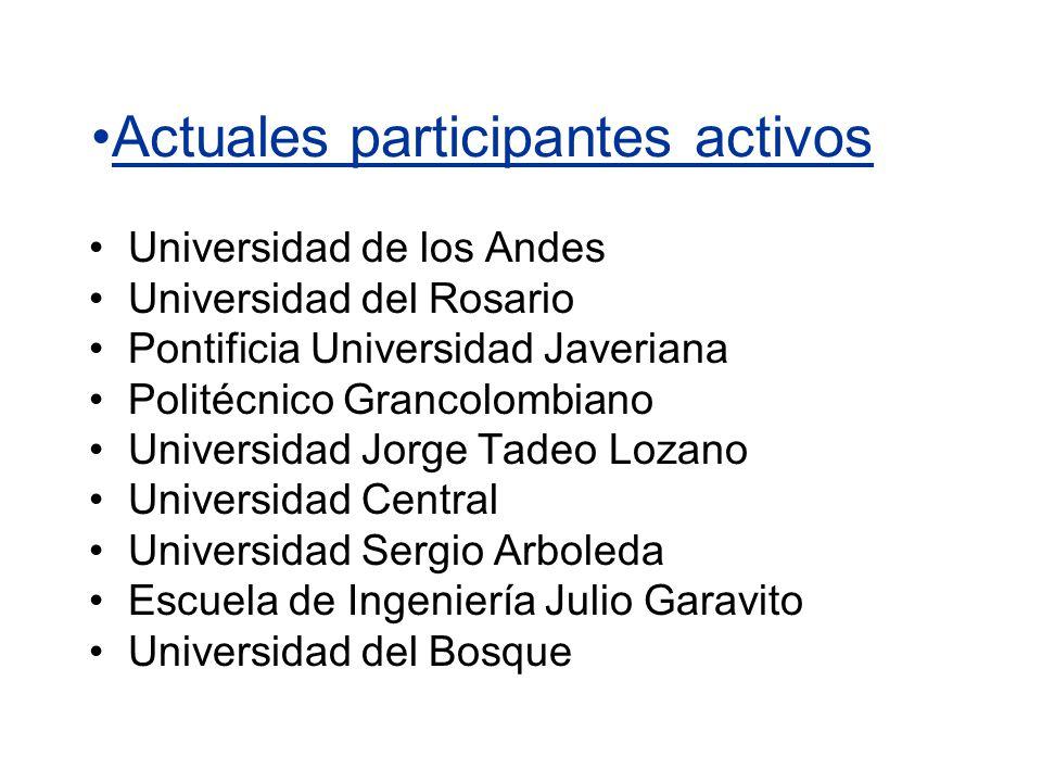 Objetivos Generales: –Consolidar un grupo para el análisis permanente sobre el tema de la financiación educativa en Colombia.