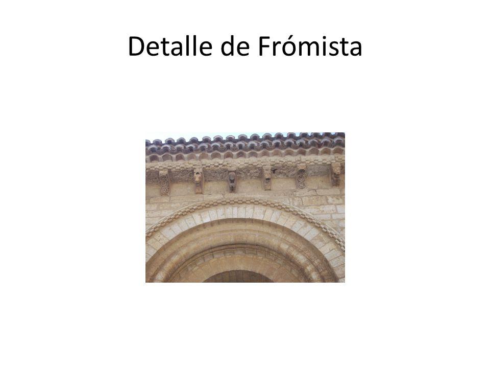Detalle de Frómista