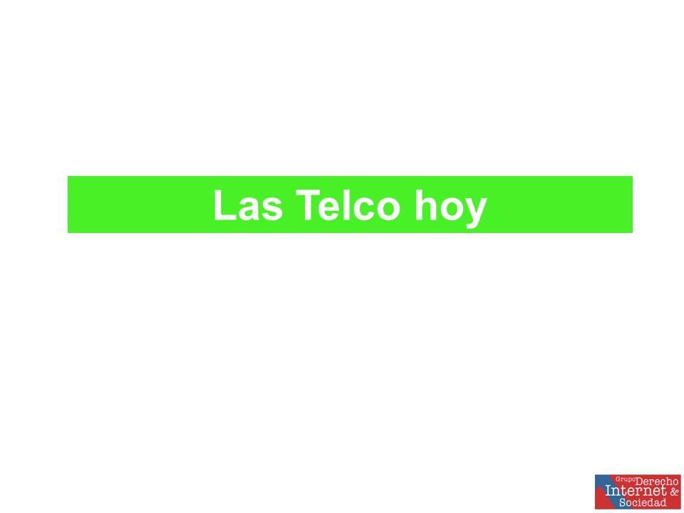 Las Telco hoy