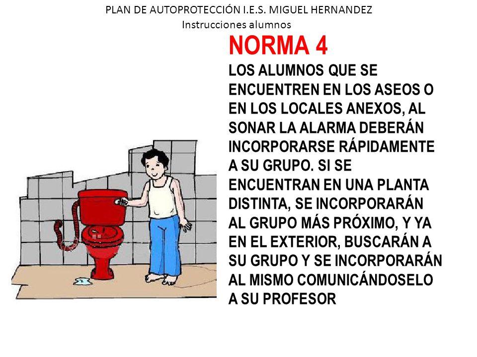 PLAN DE AUTOPROTECCIÓN I.E.S.