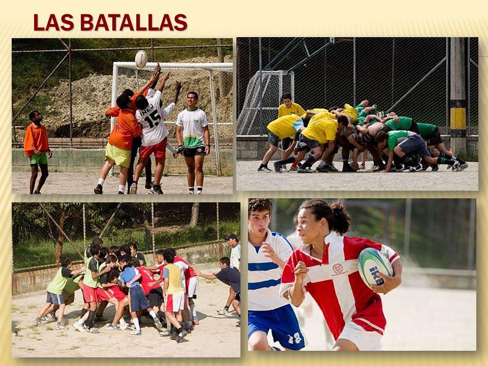 LAS BATALLAS