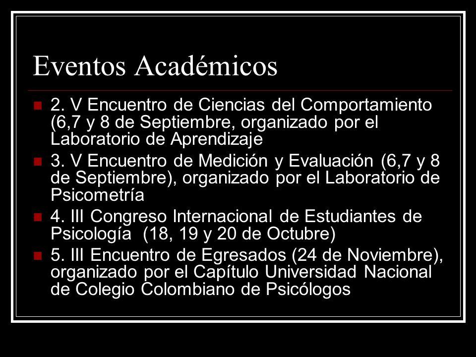 Eventos Académicos 2.