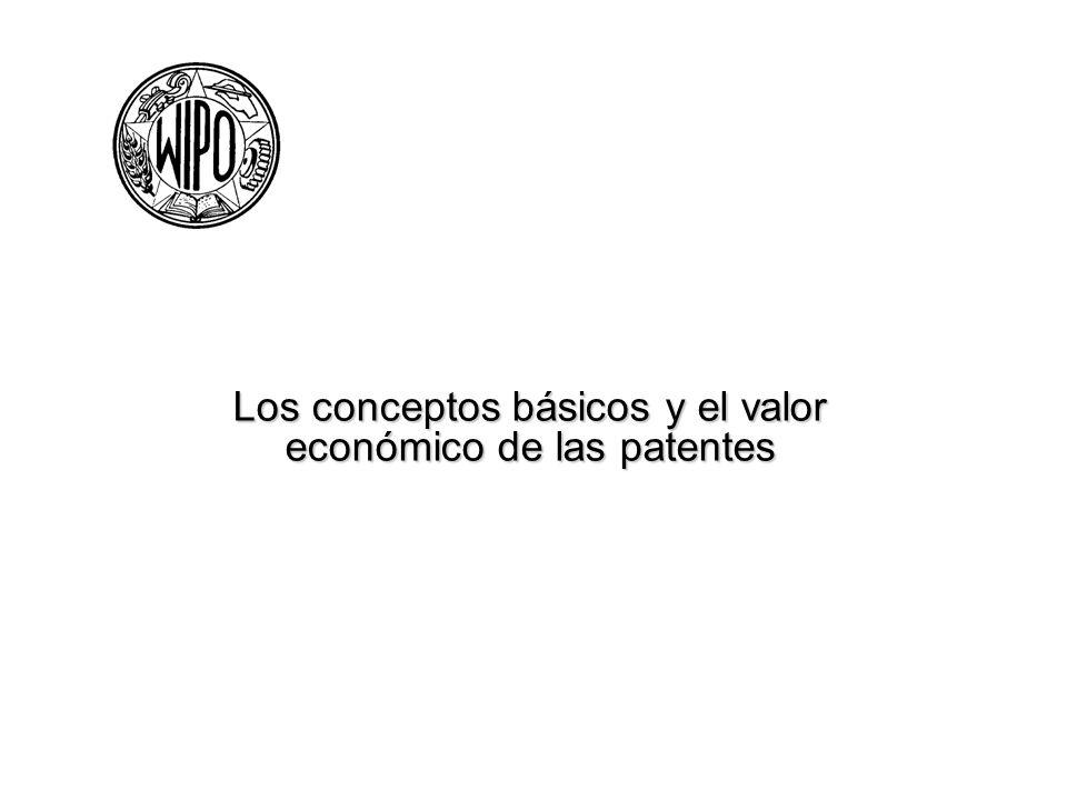 Los conceptos básicos y el valor económico de las patentes
